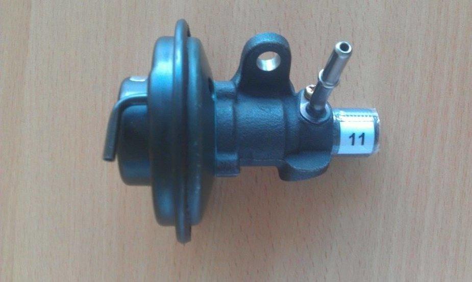 Dujų recirkuliacinis vožtuvas
