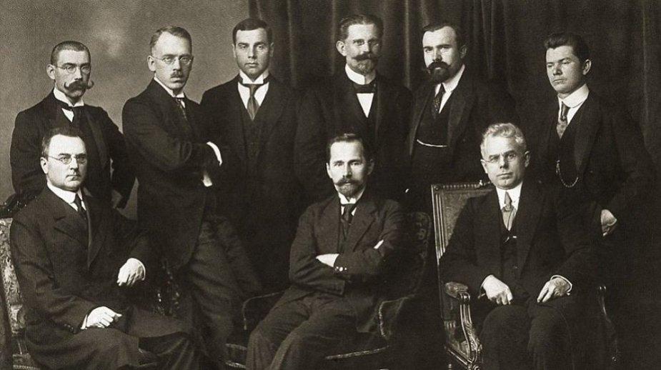 Pirmoji Vyriausybė