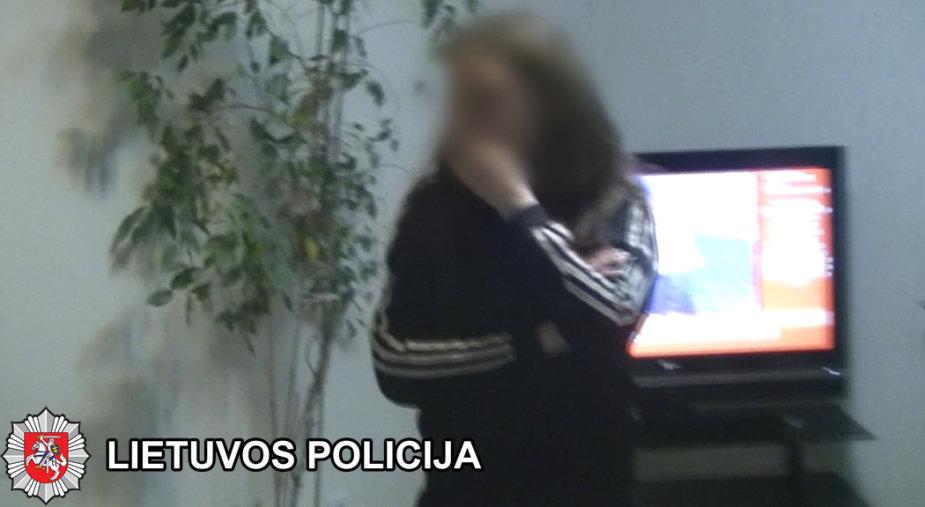 Klaipėdos pareigūnai bando išardyti prostitucijos tinklą Klaipėdoje.
