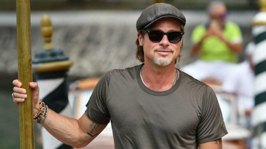 """Bradas Pittas filme """"Ad Astra"""""""