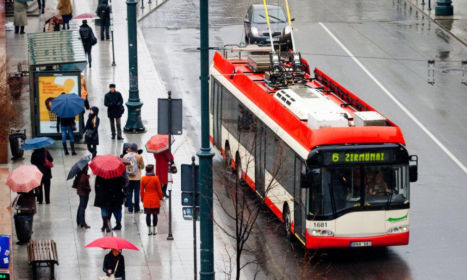 Viešasis transportas Vilniuje
