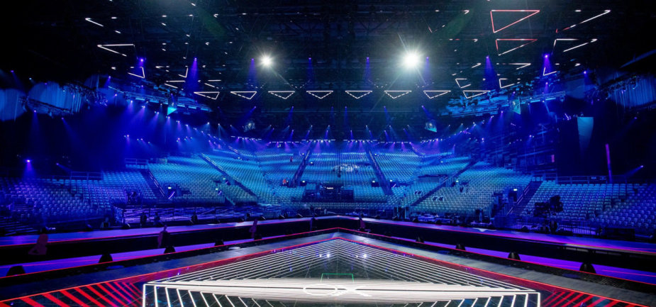 "2019 m. ""Eurovizijos"" scena"