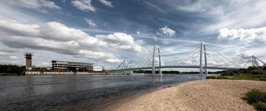 Vienas iš Kėdainių tilto pasiūlymų