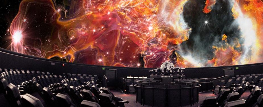 Hayden Planetariumas