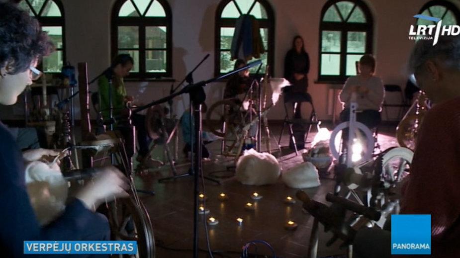 Verpėjų orkestras