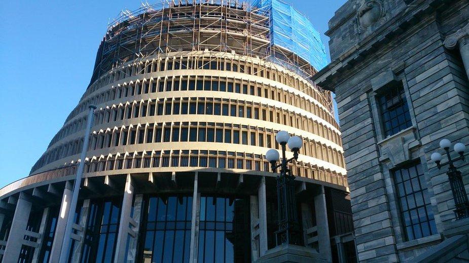 Naujosios Zelandijos parlamento pastatas