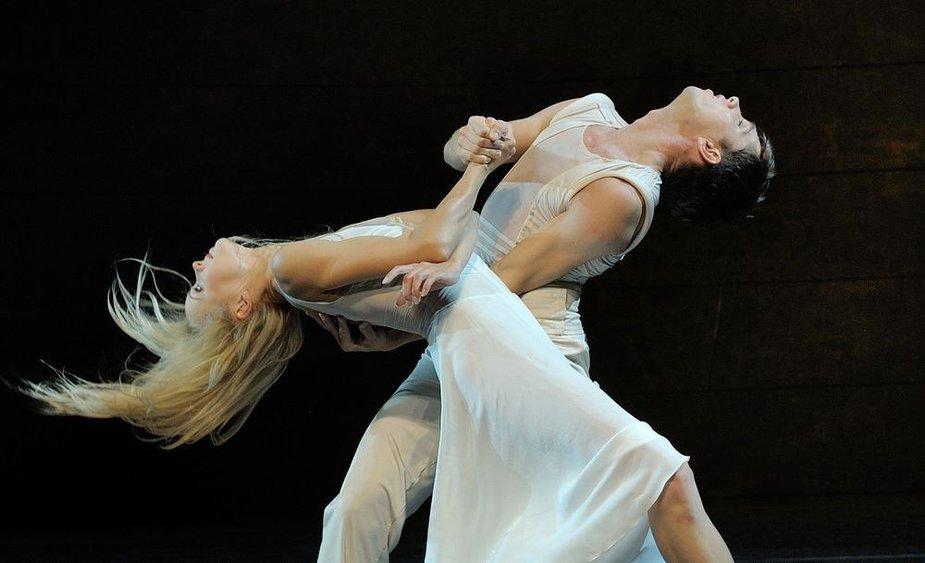 """Baletas """"Tristanas ir Izolda"""""""