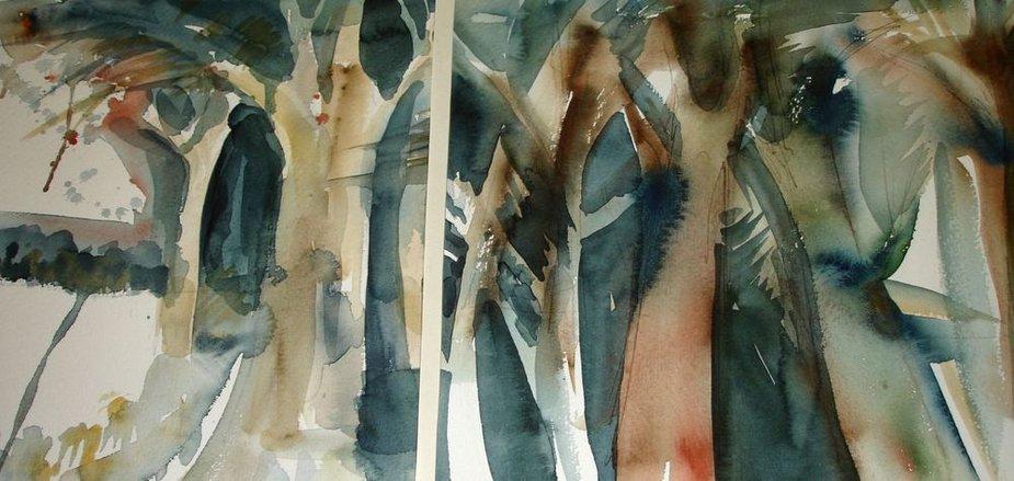 Mažosios Lietuvos istorijos muziejuje bus eksponuojamas akvarelės darbų paroda.