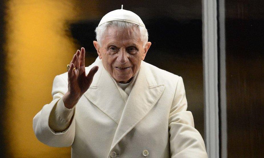 Popiežius Benediktas XVI (2012 m. gruodžio 31 d.)