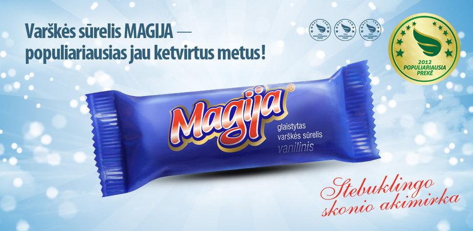 "Sūrelis ""Magija"""