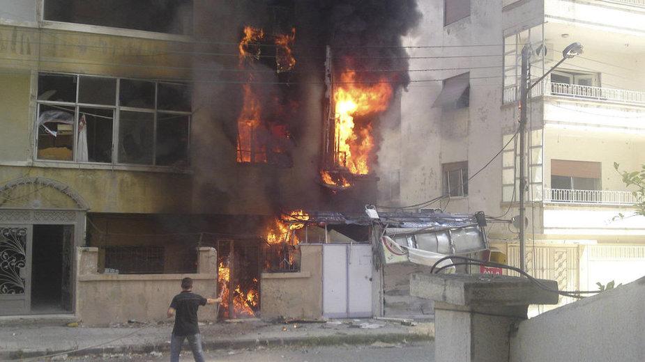 Susirėmimai Sirijoje