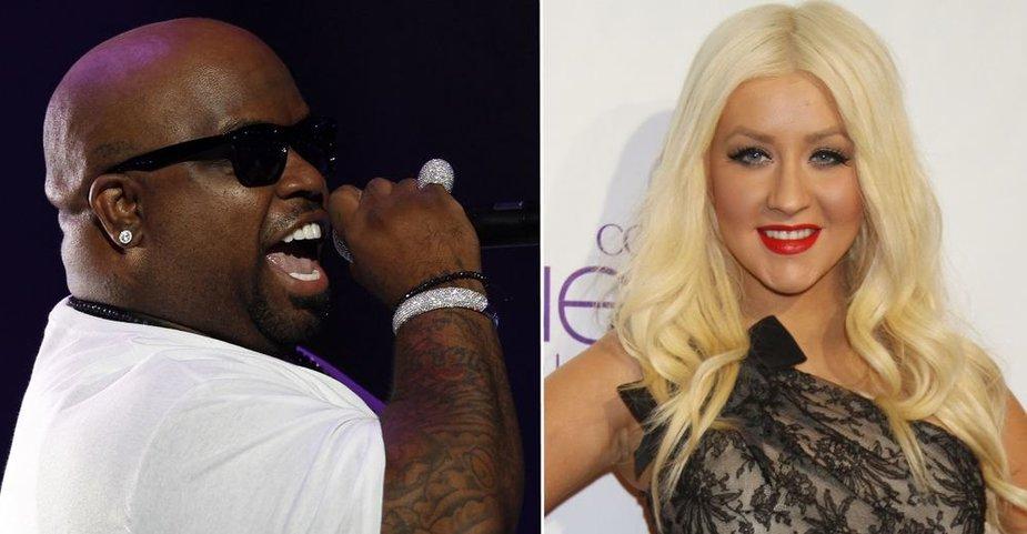 Cee Lo Greenas ir Christina Aguilera