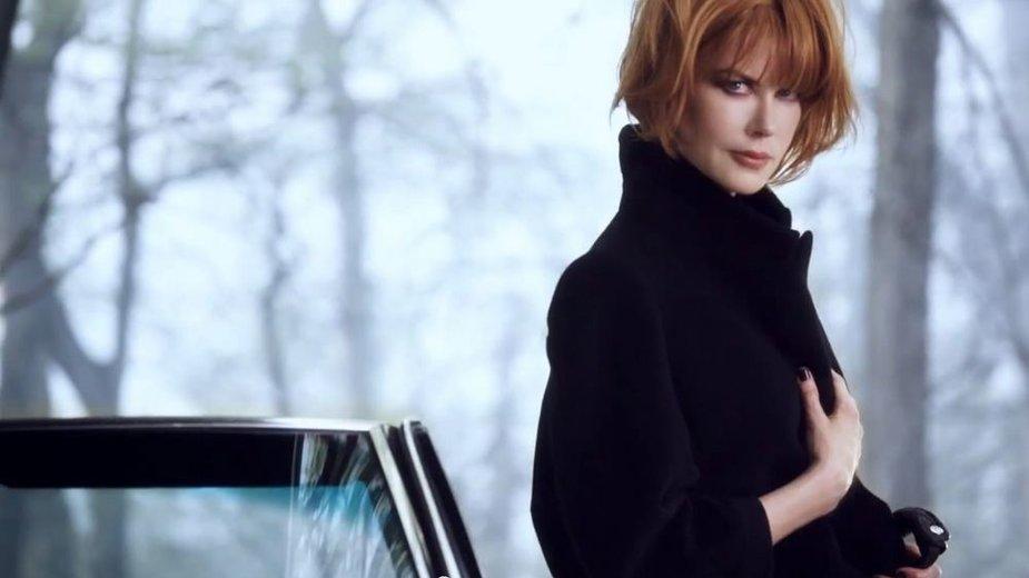 "Nicole Kidman ""Jimmy Choo"" reklamoje"