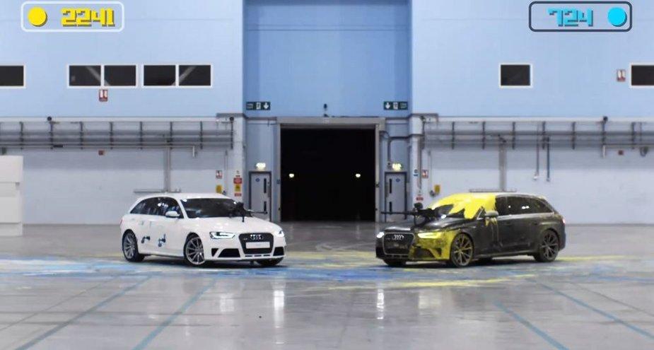 """""""Audi"""" dažasvydis"""