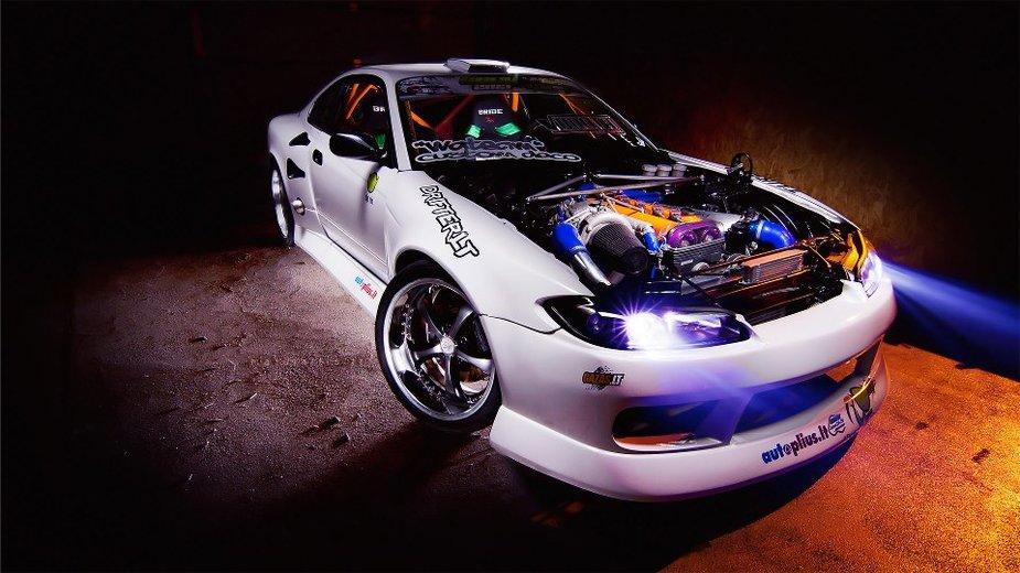 """Nissan Silvia S15"""