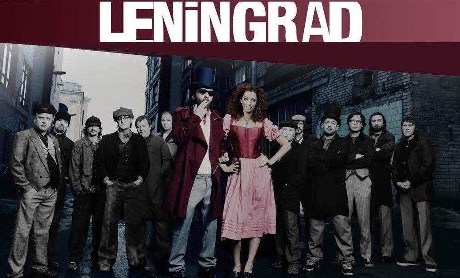 """Grupė """"Leningrad"""""""