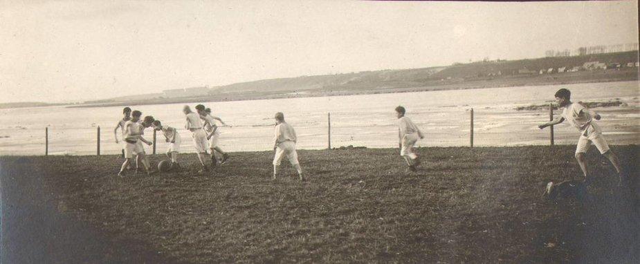 Futbolas, Kaune 1924 m.