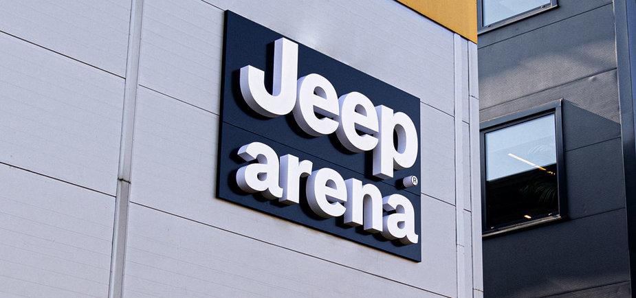 """Vilniaus """"Ryto"""" salė nuo šiol vadinsis """"Jeep"""" arena."""