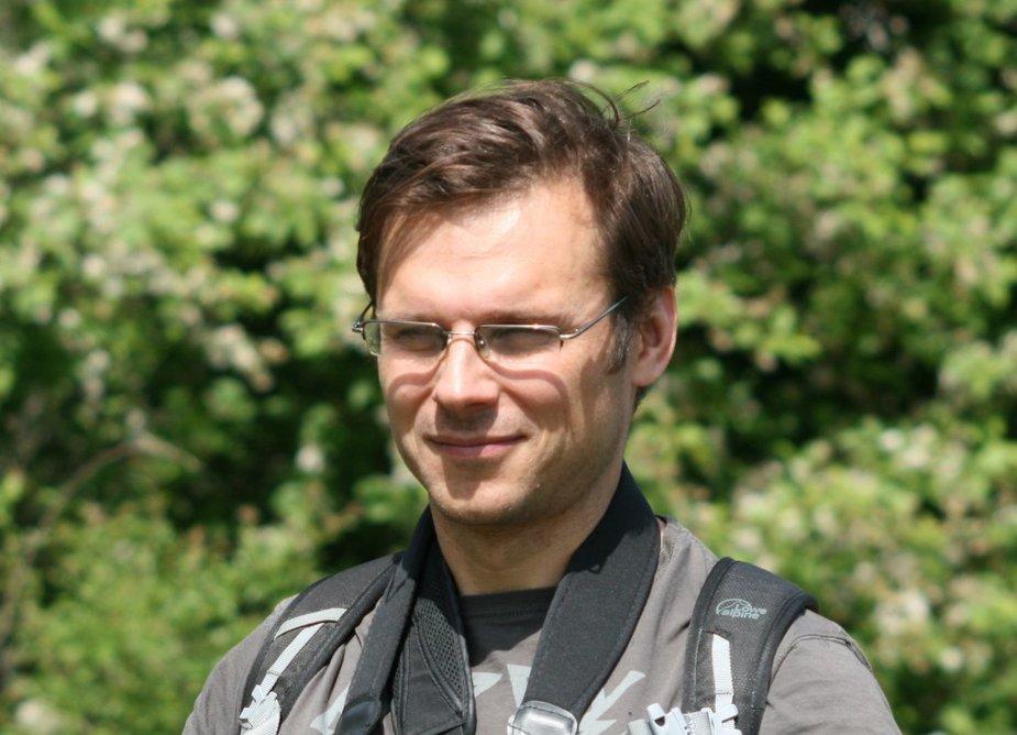 """Asm. archyvo nuotr./Organizacijos """"Baltijos vilkas"""" tarybos pirmininkas Andrius Laurinavičius"""