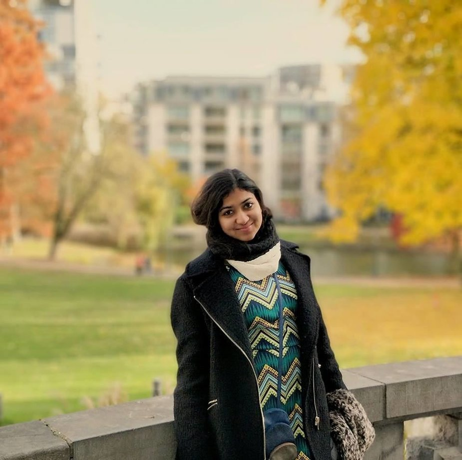 "Shubhra Dixit, Indijos studentė, kuri gyvena Lietuvoje/""Facebook"" nuotr."