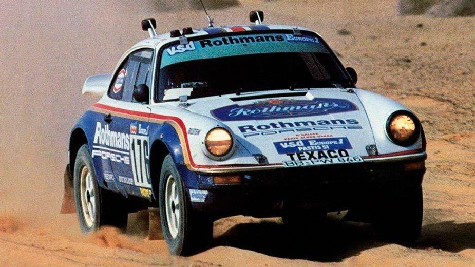 Porsche 953 4x4