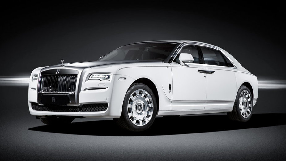 """Rolls-Royce Ghost"" (Eternal Love)"