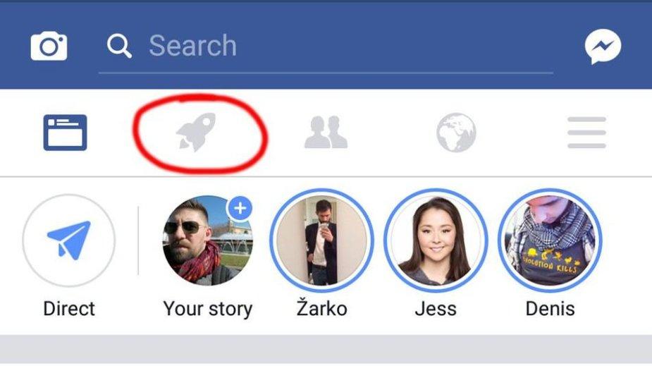 """Naujas """"Facebook"""" funkcionalumas"""