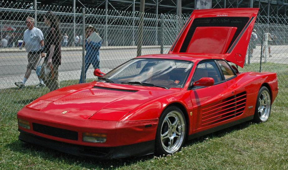 """""""Ferrari Testarossa"""""""