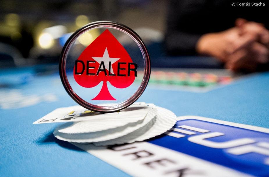 """Pokerio turas """"Eureka"""""""