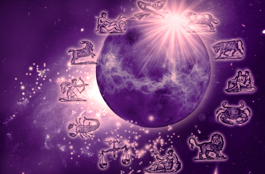 Horoskopo ženklai