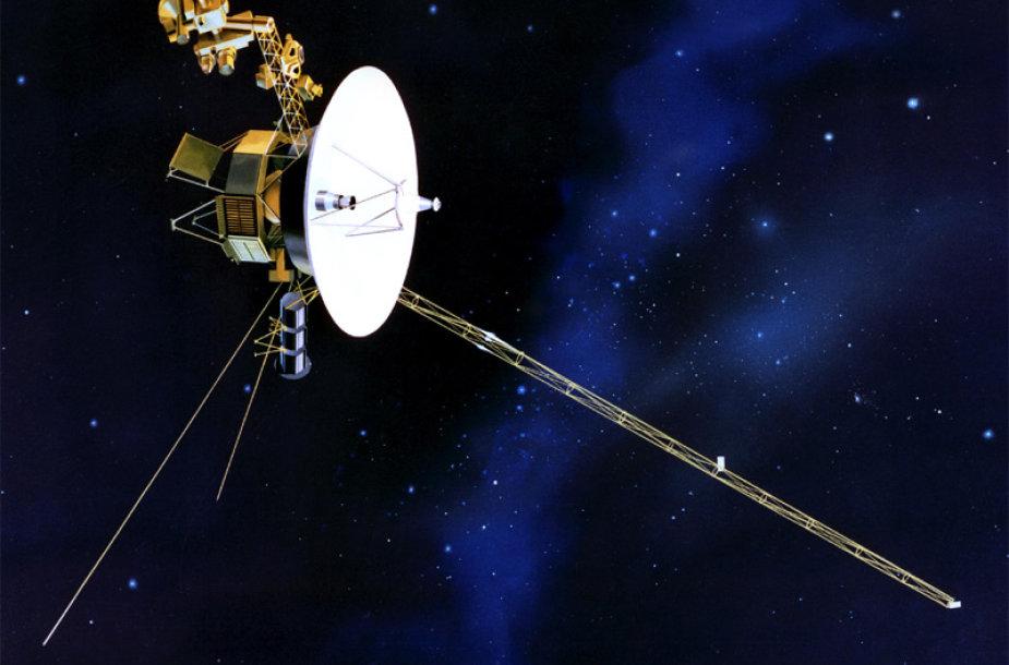 """Zondas """"Voyager 1"""""""