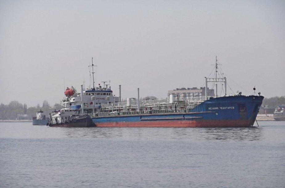 "Tanklaivis ""Mekhanik Chebotarev"""