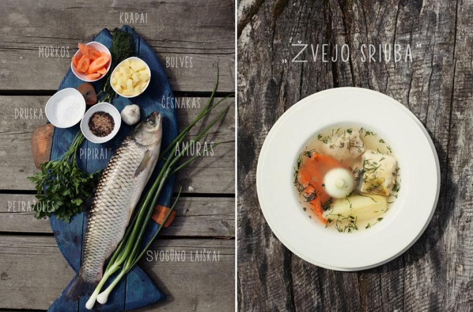 Žvejo sriuba