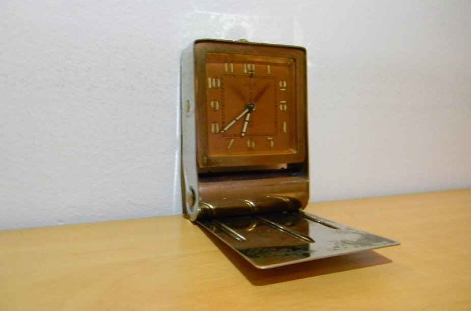 Radioaktyvus laikrodis