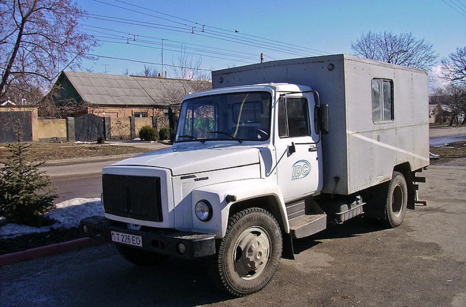GAZ 3370