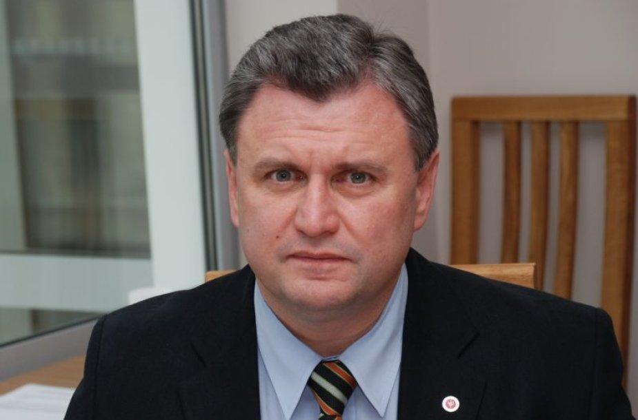 Profesorius Liutauras Labanauskas