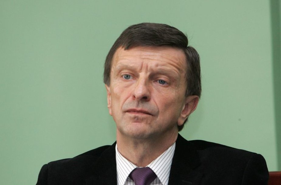 Naujuoju KTU rektoriumi išrinktas prof. Petras Baršauskas
