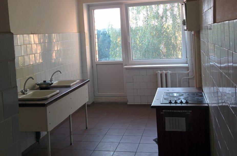 VGTU virtuvė