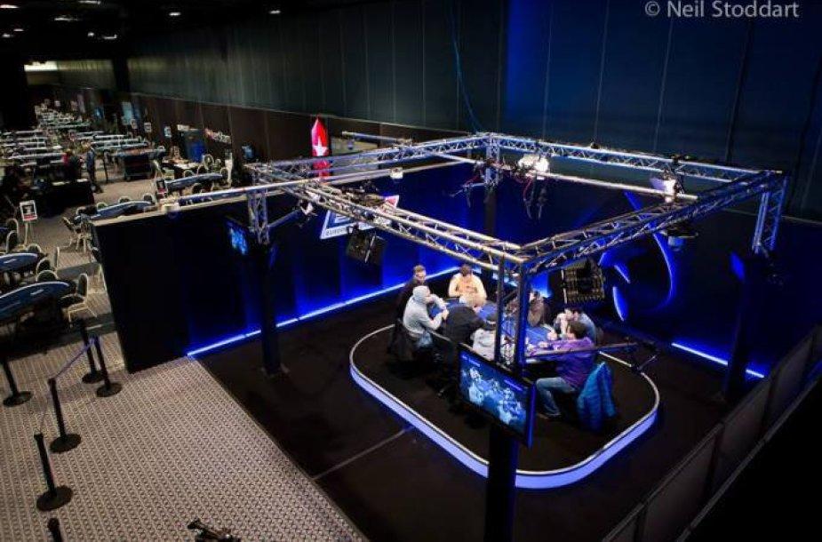 Europos pokerio turo (EPT) Maltos etapo akimirka