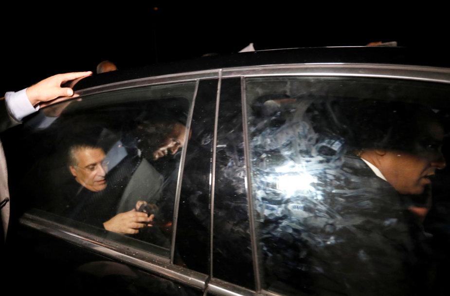 Iš kalėjimo paleistas Nabilas Karoui