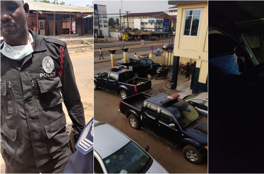 Klaipėdiečio Andrius Ganoje pateko į areštinę