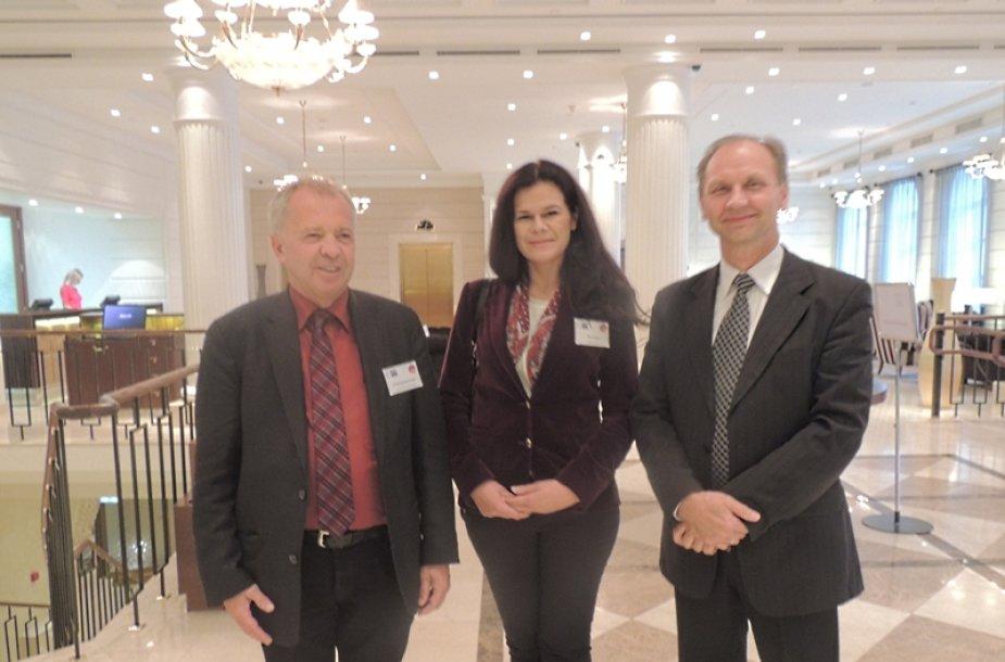 Josefas Spritzendorferis, Rita Glazer, Jonas Jakaitis