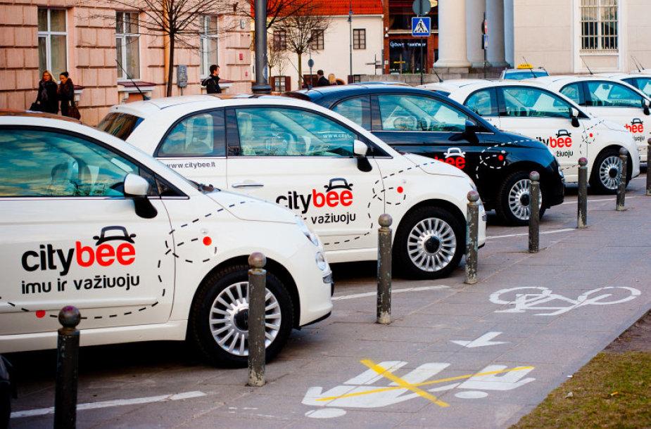 """CityBee"" automobiliai"