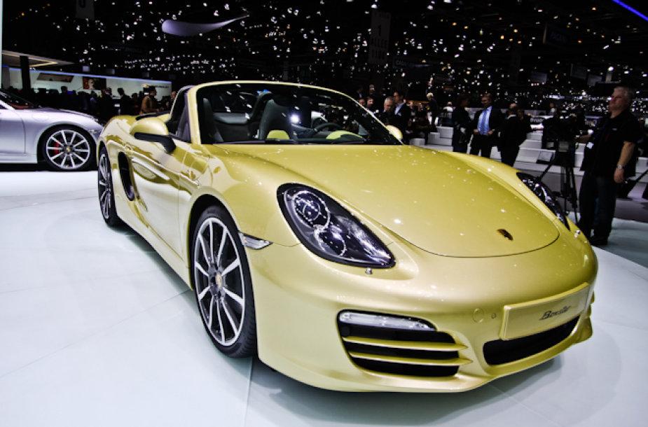 """""""Porsche Boxster"""""""