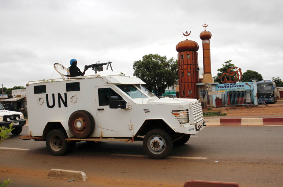 JT taikdariai Malyje