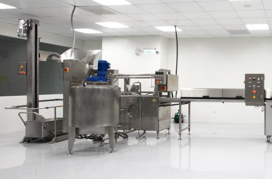 UAB Pakma varškės sūrelių gamybos linija GSL