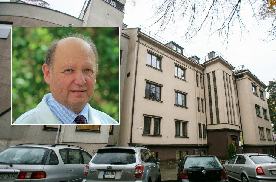 Direktoriaus pareigas paliko Eugenijus Valasevičius