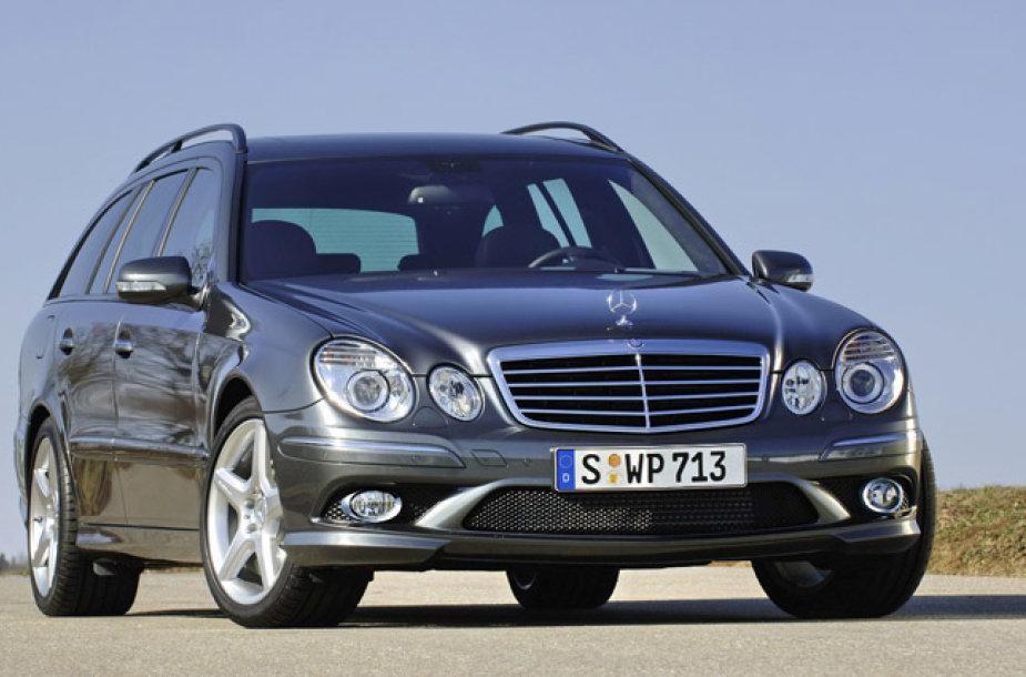 """Mercedes-Benz E"" klasė"