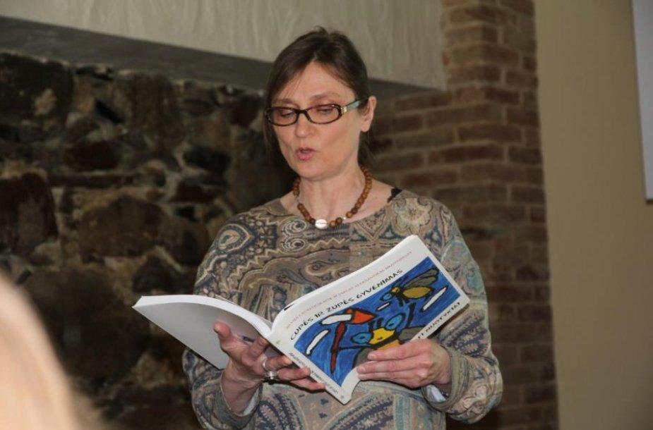 Silvija Laurenčikaitė