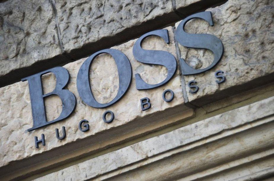 """Hugo Boss"" logotipas"